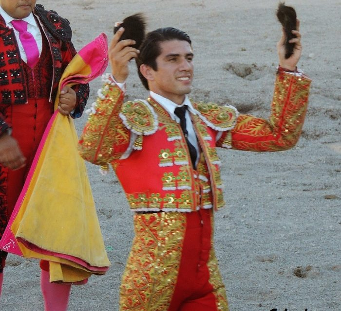Calita viaja a la Península Ibérica