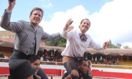 «Cuchares» y Santiago Pérez triunfan en el festival