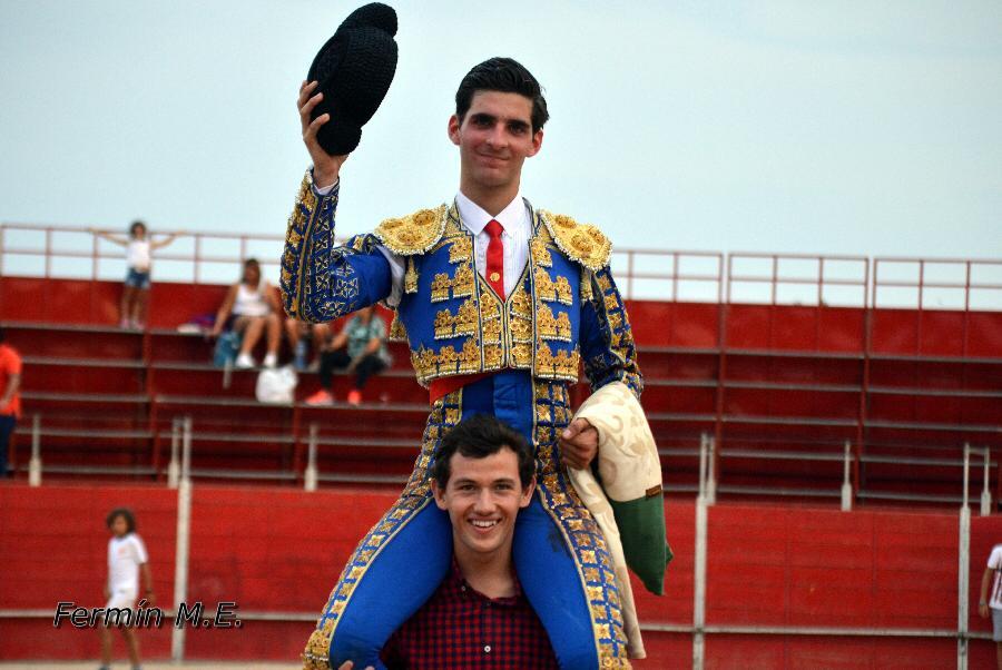 Exitoso debut de Iñakí González en Torreleguna