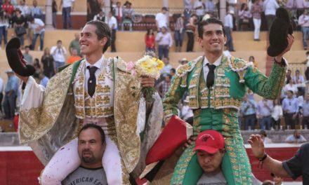 Tarde de «Calita» y Silveti en San Miguel El Alto