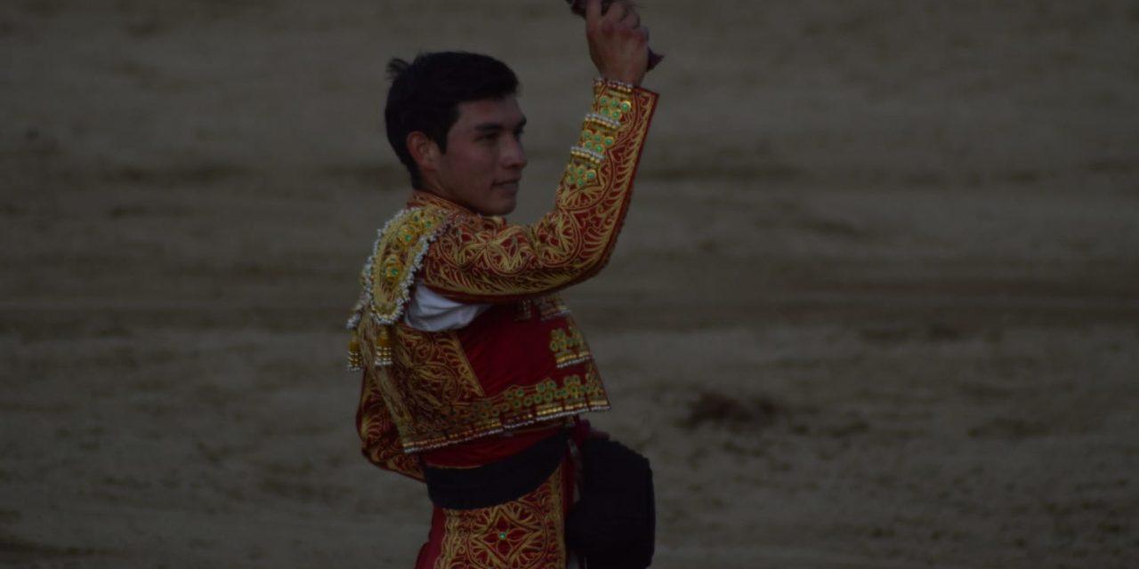 Oreja de peso a Isaac Fonseca en Guadalix