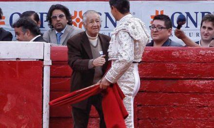 Fallece Luis Rodríguez, mozo de espadas de los Silveti