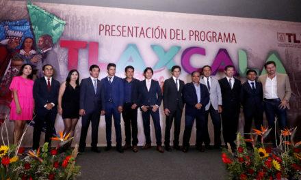 Presentan los carteles de feria de Tlaxcala