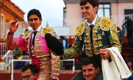 Gutiérrez triunfa  en Segovia