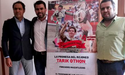 Anuncian corrida en Ixtacamaxtitlán