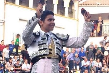 Joel Castañeda es segundo hacia Las Ventas