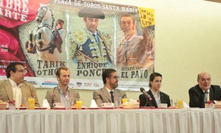 Anuncian cartel de feria en La Santa María