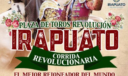 Presentan tradicional corrida de la Revolución