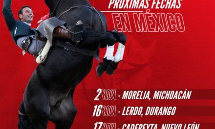 Andy Cartagena inicia temporada mexicana en Morelia