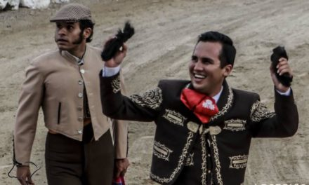 Dos orejas de Juan Chávez en Lagunillas