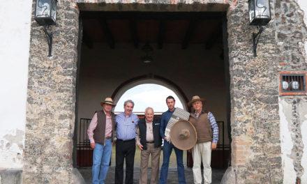 «Finito de Córdoba» y Francis Wolff  en Piedras Negras