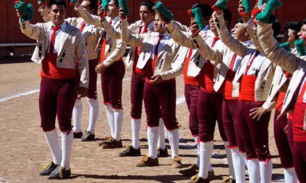 Triplete de los Forcados Amadores de Hidalgo