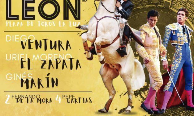 Dan a conocer el cartel del 12 de diciembre en León