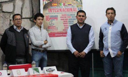 Anuncian novillada benéfica en Zacatecas