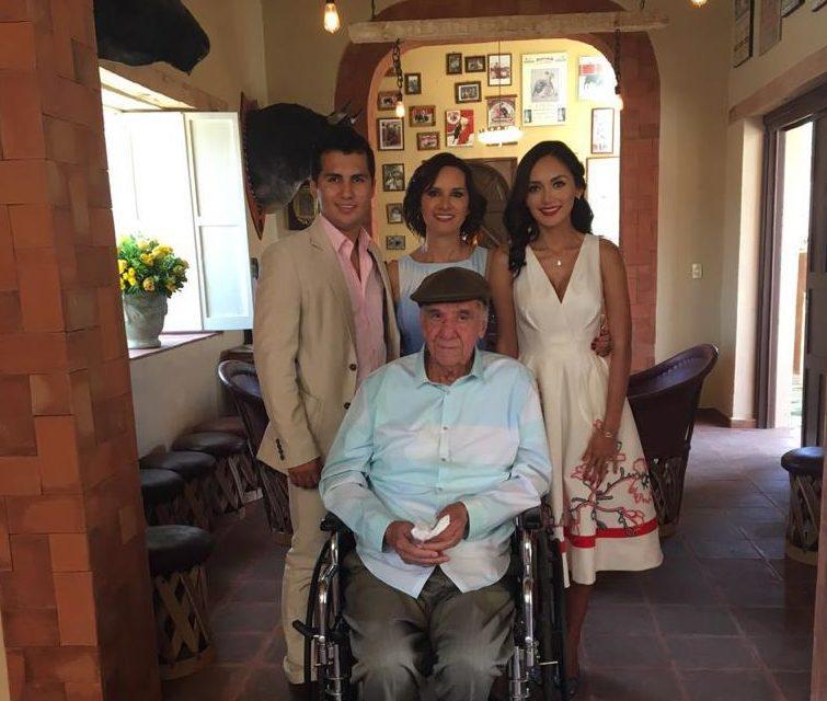 Fallece el ganadero Don Enrique Chávez Ponce de León