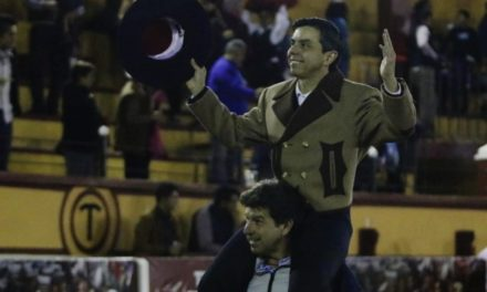 Zotoluco y Mario del Olmo triunfan en Tlaxcala