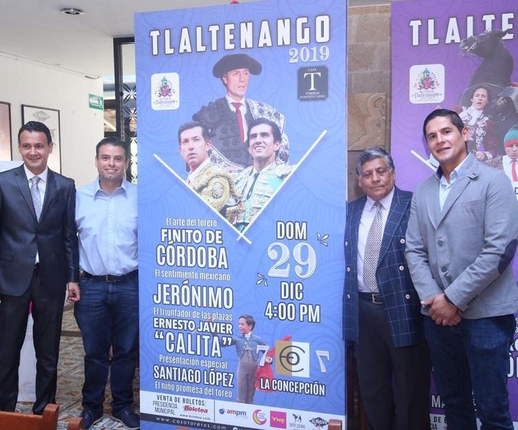 Anuncian carteles de la Feria de Tlaltenango