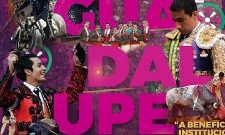 Dan corrida guadalupana en Zacatecas