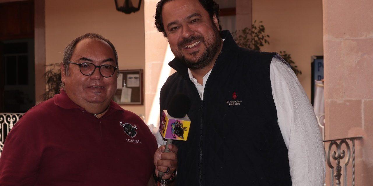 Afirma Luis Obregón:  Me gusta la fiesta por «Armillita»