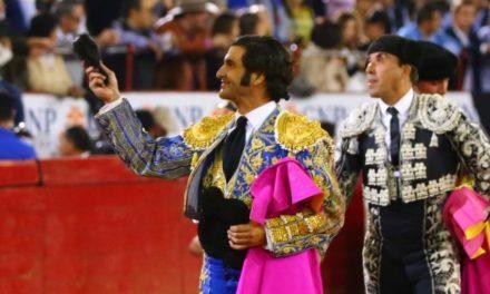 Oreja para Morante de la Puebla y Joselito Adame