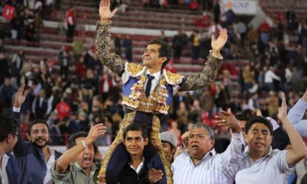 Joselito Adame tarde redonda en la México