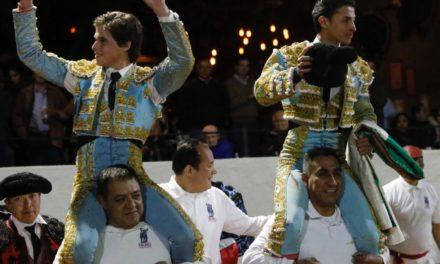 Llaguno y Antar triunfadores en «El Salitre»
