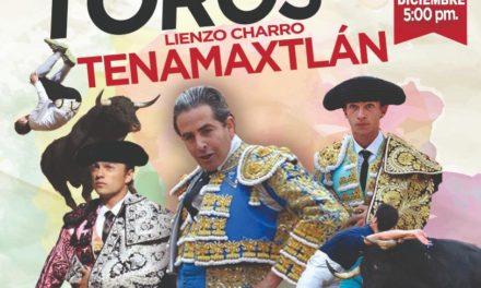 Anuncian corrida en Tenamaxtlán