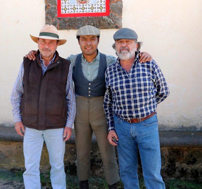 José Luis Angelino se prepara en Piedras Negras