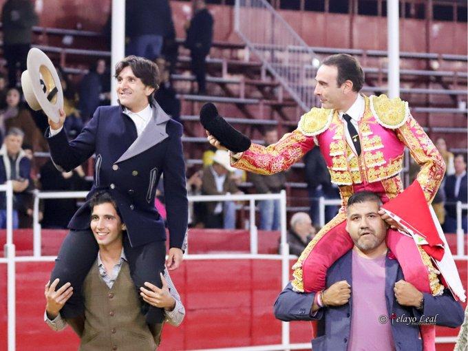 Ventura y Ponce comparten el triunfo en Tijuana