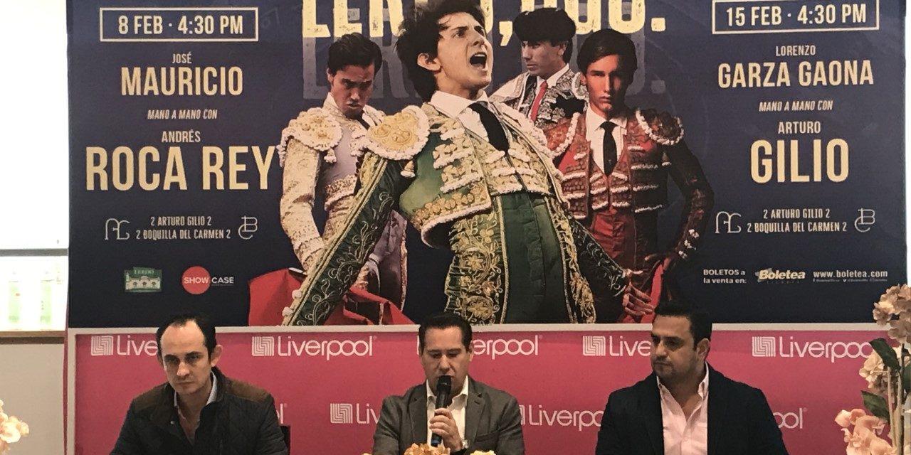 José Mauricio y Roca Rey, en mano a mano