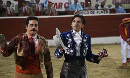 Diego Ventura corta a única oreja en Mérida