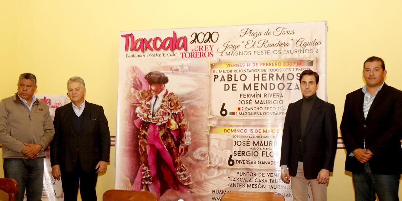 Presentan dos interesantes carteles en Tlaxcala
