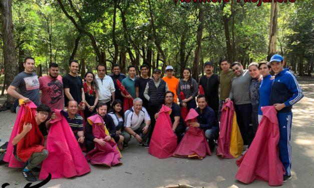 El Taller de Tauromaquia celebra su primer aniversario