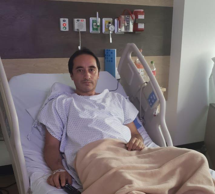 Se recupera satisfactoriamente el banderillero Cristian Sánchez
