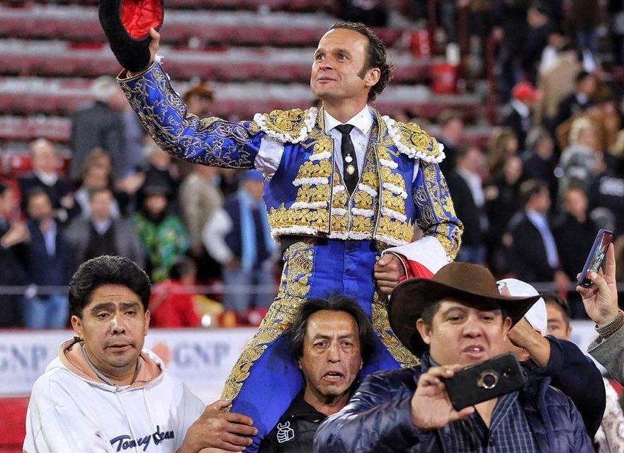 Antonio Ferrera se alzó como el máximo triunfador