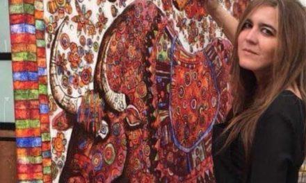 «Me siento nerviosa y a la vez contenta»: Isabel Garfias