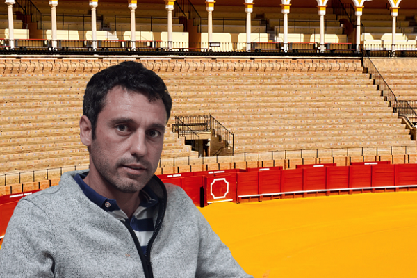 Roberto Galán vuelve a la función torera