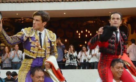 Tarde De Gallo y Juan Pablo en El Salitre