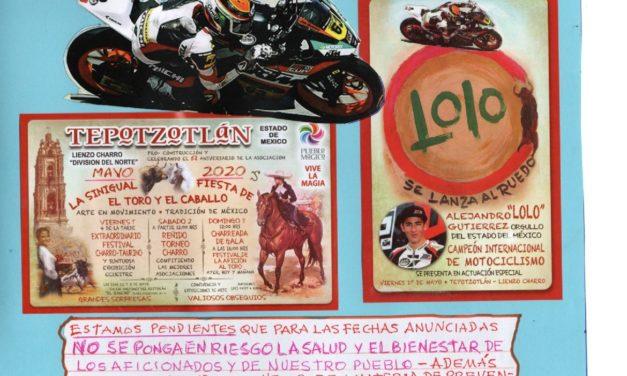 Fiesta de El Toro y El Caballo» en Tepozotlán