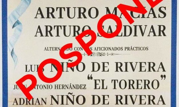 Se pospone festival en Arroyo