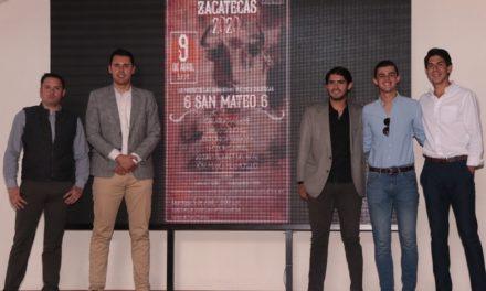Corrida de Jueves Santo en Zacatecas