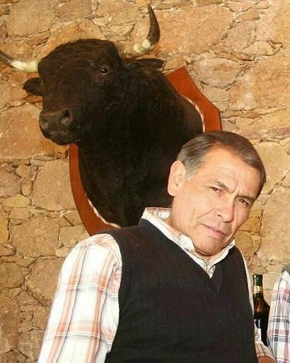Mariano Ramos y «Timbalero»