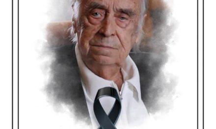 Fallece el gran taurino Pedro Moreno