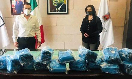 Donación de «Zacatecas, Tierra de Toros»