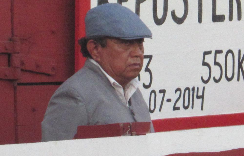 Jorge Peniche: «La fiesta de los toros es mi vida entera»