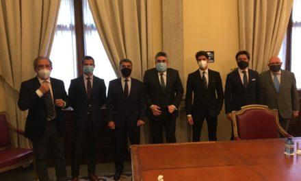 El sector taurino español se reúne con el ministro de Cultura