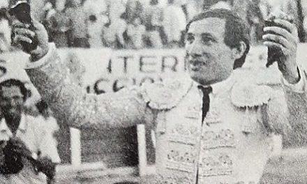 Armando Mora, un torero de respeto