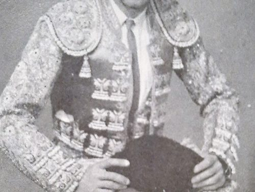 Jesús Solórzano y su faena a «Revistero»