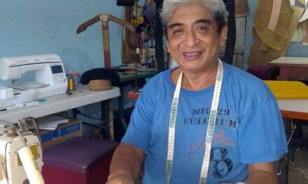 José Ventura, presidente maestro y sastre