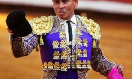 Mariano Ramos torea su corrida mil